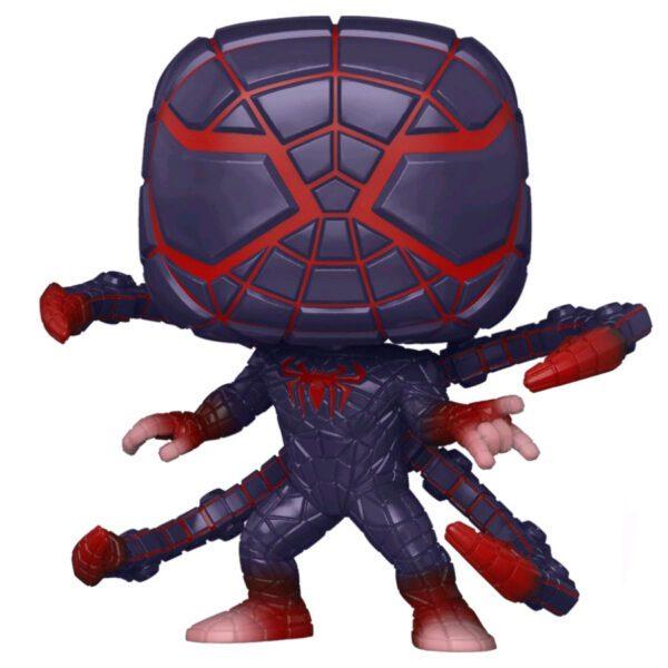Spider-Man: Miles Morales - Miles Morales in Programmable Matter Suit Pop! Vinyl Figure