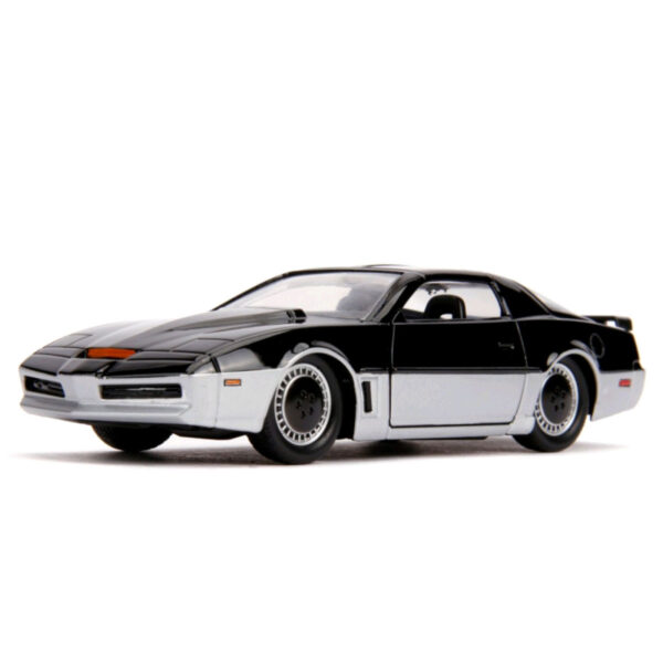 1:32 Jada Hollywood Rides - Knight Rider - KARR 1982 Pontiac Firebird