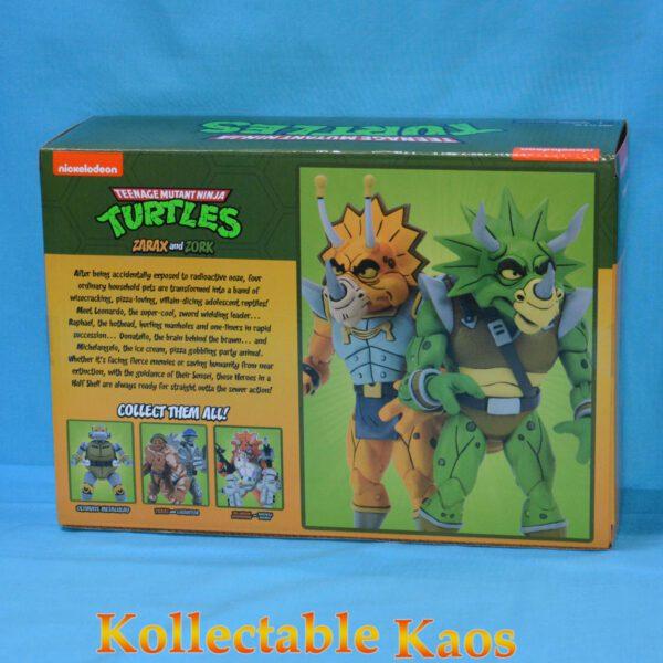"Teenage Mutant Ninja Turtles - Captain Zarax & Zork 17cm(7"") Action Figure 2-Pack"