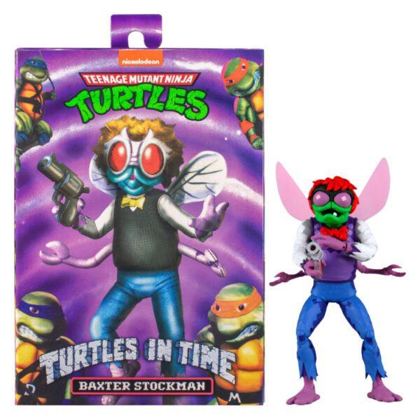 """Teenage Mutant Ninja Turtles - Baxter Stockman Ultimate 17cm(7"""") Scale Action Figure"""