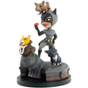 "Batman: The Animated Series - Catwoman 12cm(5"") Q-Fig Elite"