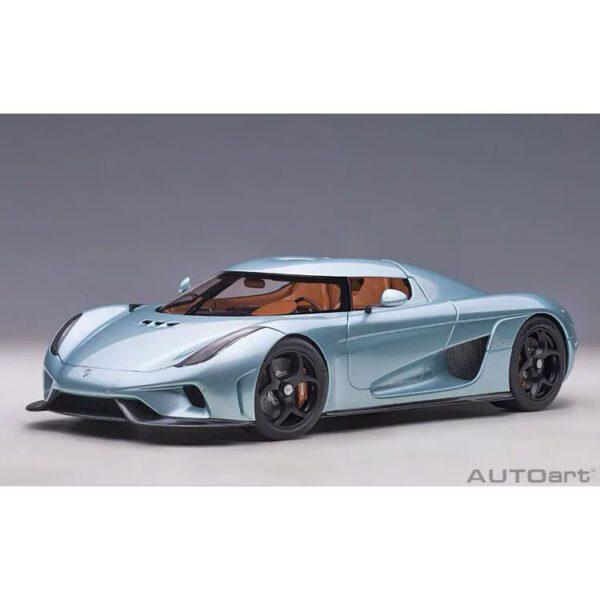 1:18 AutoArt - Koenigsegg Regera - Horizon Blue