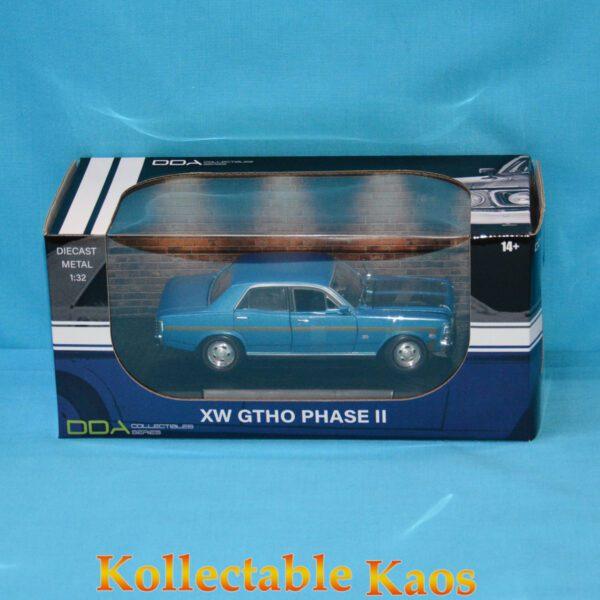 1:32 DDA - Ford XW GTHO - Starlight Blue