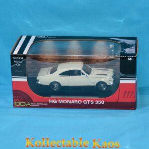 1:32 DDA - Holden HG Monaro GTS 350 - Kashmir White