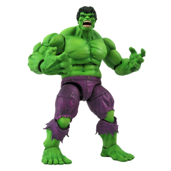 """Marvel Select - The Hulk Rampaging 17cm(7"""") Scale Action Figure"""