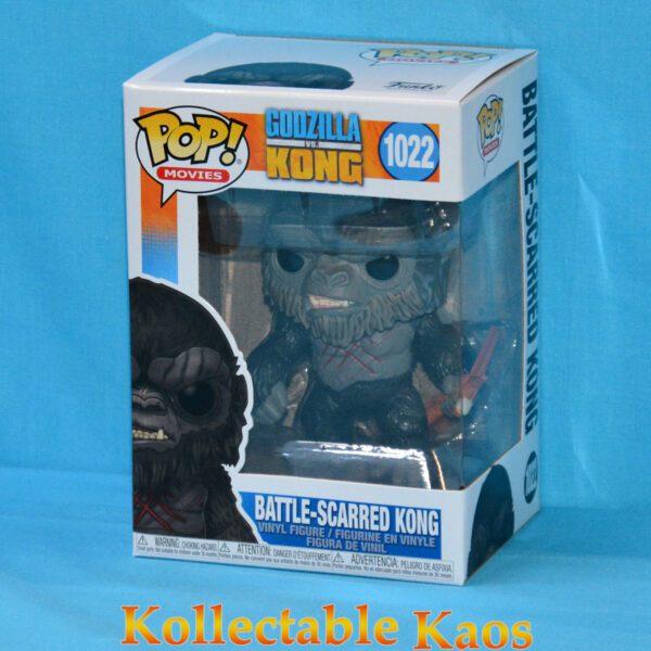 Godzilla vs Kong - Battle-Scarred Kong Pop! Vinyl Figure