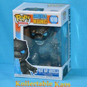 Godzilla vs Kong - Godzilla Heat Ray Pop! Vinyl Figure