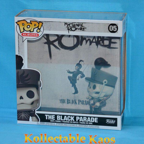 My Chemical Romance - The Black Parade Pop! Albums Vinyl Figure