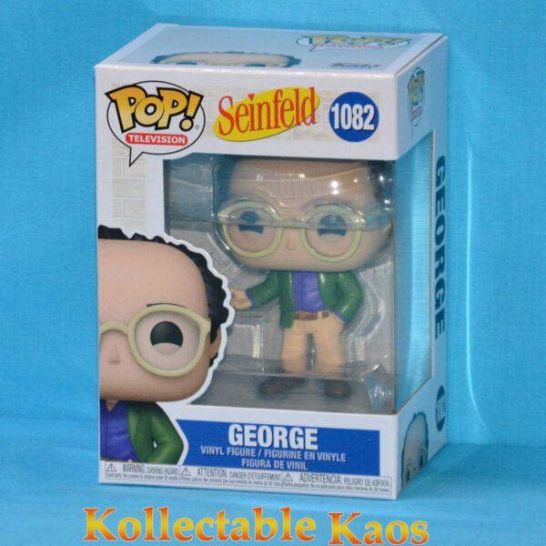 Seinfeld - George Pop! Vinyl Figure