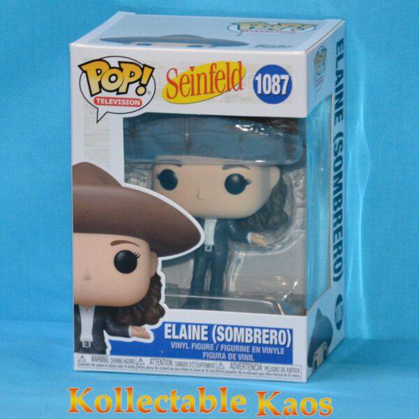 Seinfeld - Elaine in Sombrero Pop! Vinyl Figure