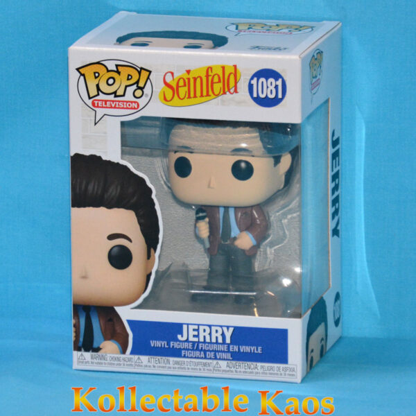Seinfeld - Jerry Doing Stand-Up Pop! Vinyl Figure