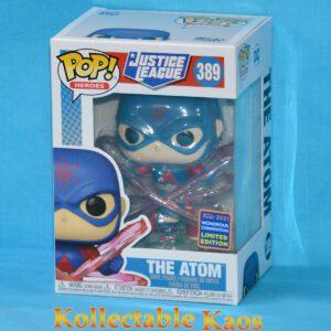 Wonder Con 21 - DC Comics - Atom Pop! Vinyl Figure