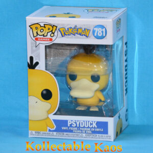 Pokemon - Psyduck Pop! Vinyl Figure