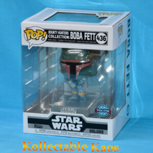 Star Wars - Boba Fett Bounty Hunters Diorama Deluxe Pop! Vinyl Figure