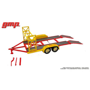 1:18 GMP - Shell Oil Tandem Car Trailer