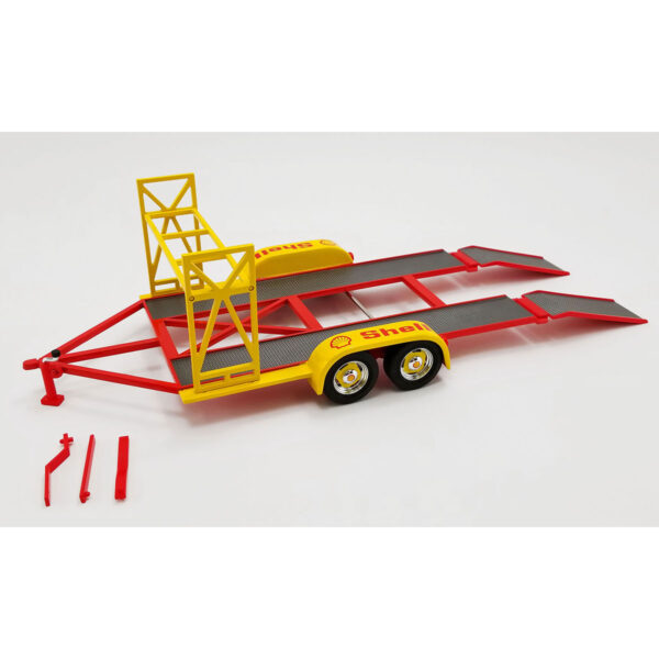 1:18 GMP - Shell Oil Tandem Car Trailer