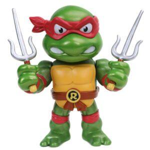 "Teenage Mutant Ninja Turtles - Raphael 10cm(4"") Metals Die-Cast Figure"