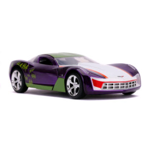 1:32 Jada Hollywood Rides - Batman - 2009 Corvette Stingray - Joker