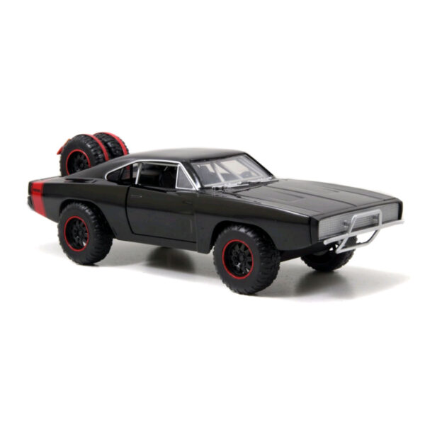 1:24 Jada Hollywood Rides - Fast and Furious - Dom's Dodge Charger Off Road