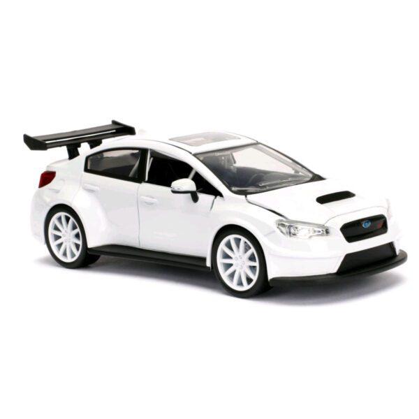 1:24 Jada - Mr. Little Nobody's Subaru WRX STi - Fast n Furious