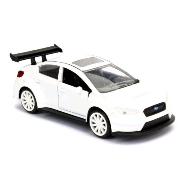 1:32 Jada Hollywood Rides - Fast and Furious - Mr Little Nobody's Subaru WRX