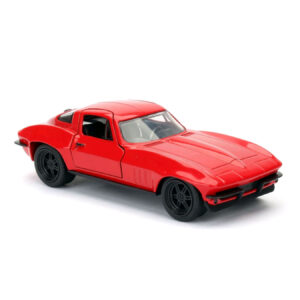 1:32 Jada Hollywood Rides - Fast and Furious - 1966 Chevy Corvette