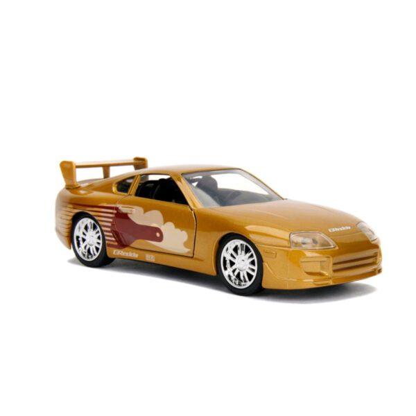 1:32 Jada Hollywood Rides - Fast and Furious - 1995 Toyota Supra