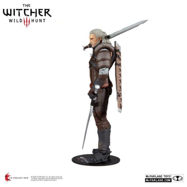 "The Witcher 3: Wild Hunt - Geralt of Rivia 17cm(7"") Action Figure"