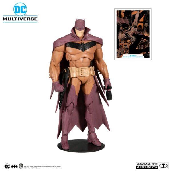 "Batman: White Knight - Batman Red Cover Variant 17cm(7"") Action Figure"