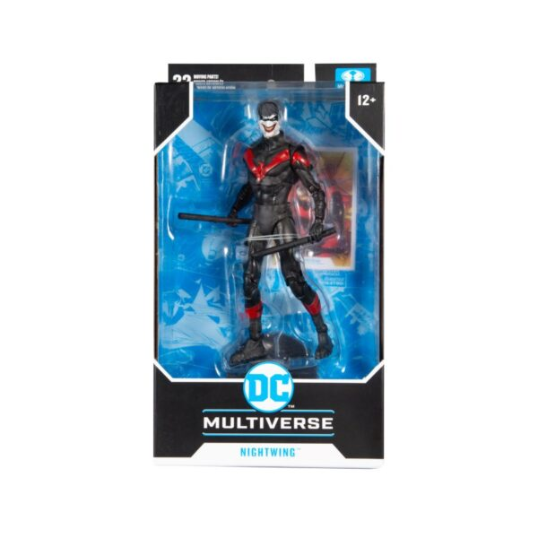 "Batman: Death of the Family - Nightwing Joker DC Multiverse 17cm(7"") Scale Action Figure"