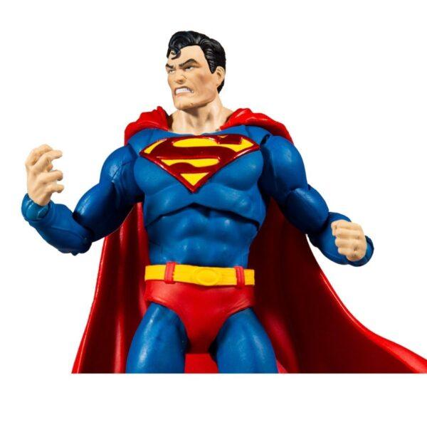 "Superman - Superman vs Devastator Multipack DC Multiverse 17cm(7"") Scale Action Figure"