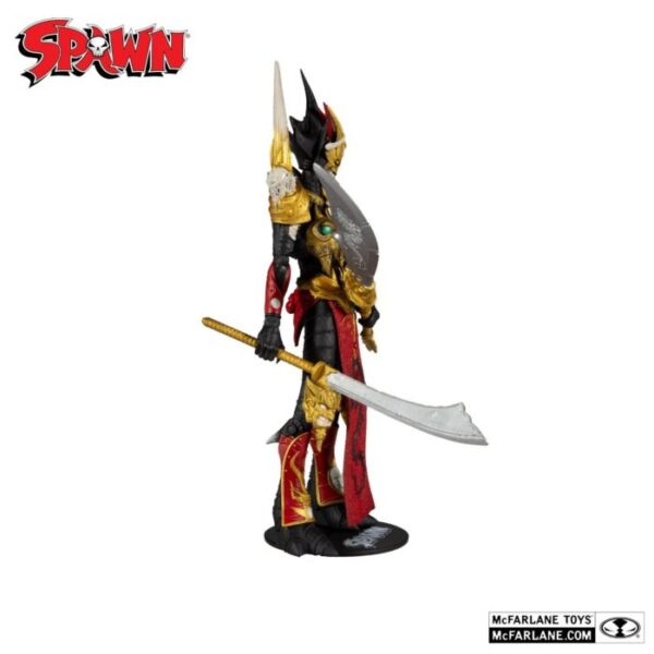 """Spawn - Mandarin Spawn Red Variant 17cm(7"""") Scale Action Figure"""