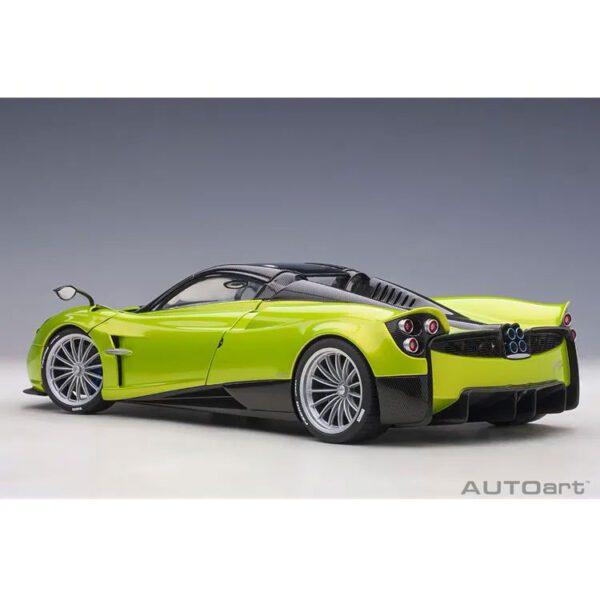 1:18 AutoArt - Pagani Huayra Roadster - Verde Firenze