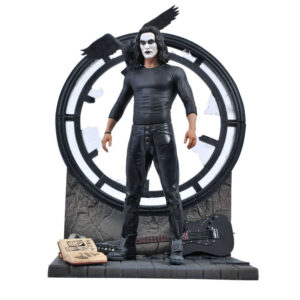 """The Crow - The Crow Movie 23cm(9"""") PVC Gallery Statue"""