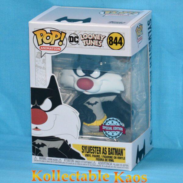 Looney Tunes - Sylvester as Batman Pop! Vinyl Figure