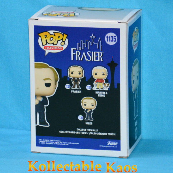 Frasier - Niles Crane Pop! Vinyl Figure