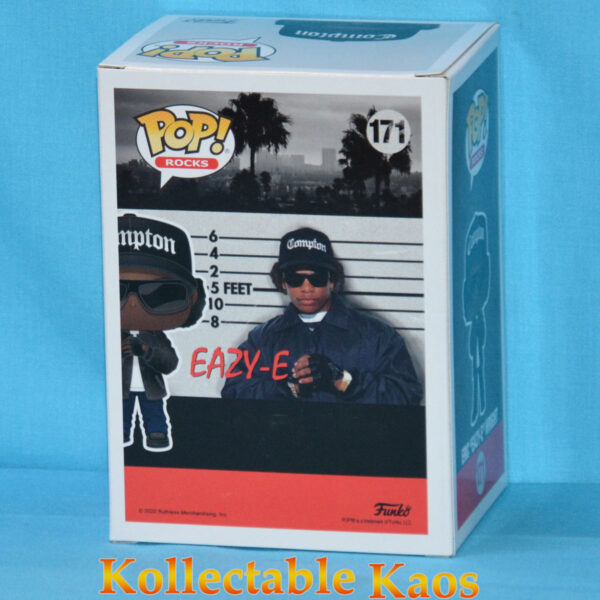 """Eazy-E - Eric """"Eazy-E"""" Wright Pop! Vinyl Figure"""