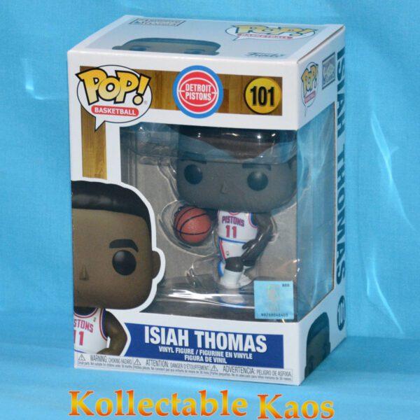 NBA Basketball - Isiah Thomas Detroit Pistons Pop! Vinyl Figure