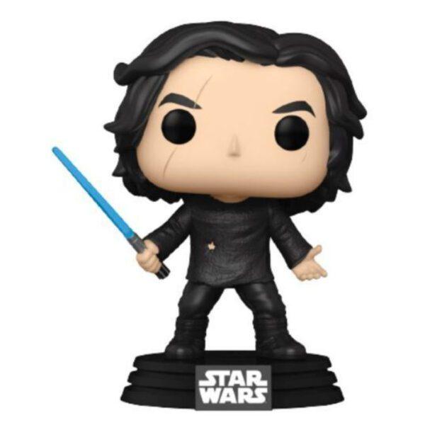 Star Wars Episode IX - Ben Solo with Blue Saber Pop! Vinyl Figure