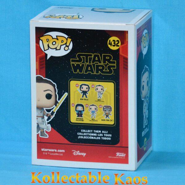 Star Wars Episode IX - Rey with Yellow Saber Pop! Vinyl Figure