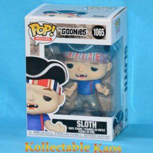The Goonies - Sloth with Pirate Hat Pop! Vinyl Figure