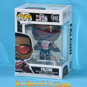 The Falcon and the Winter Soldier - Falcon Flying Pop! Vinyl Figure