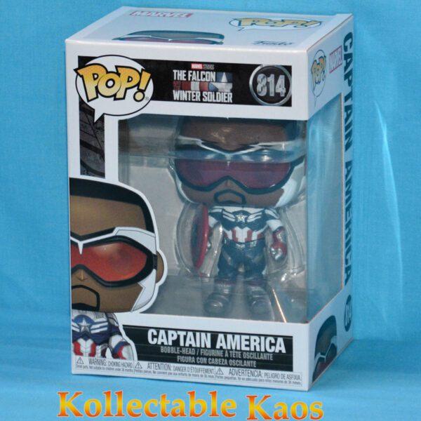 The Falcon and the Winter Soldier - Sam Wilson - Captain America Pop! Vinyl Figure