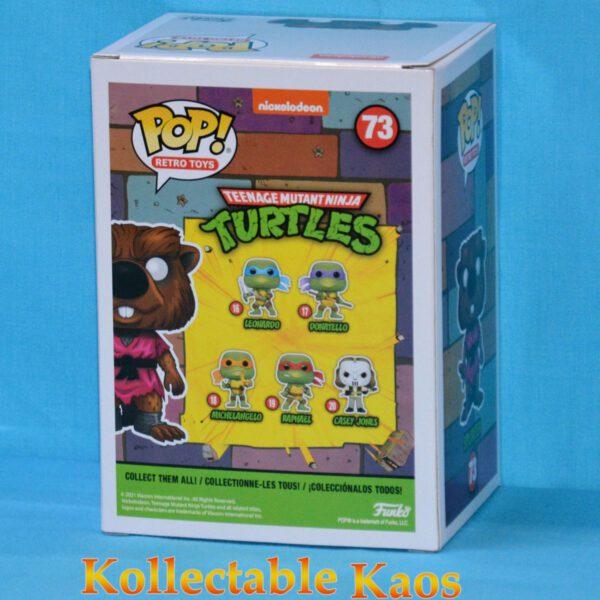 Teenage Mutant Ninja Turtles - Master Splinter Pop! Vinyl Figure