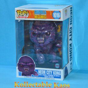 "Godzilla vs Kong - Neon City Kong 25cm(10"") Pop! Vinyl Figure"