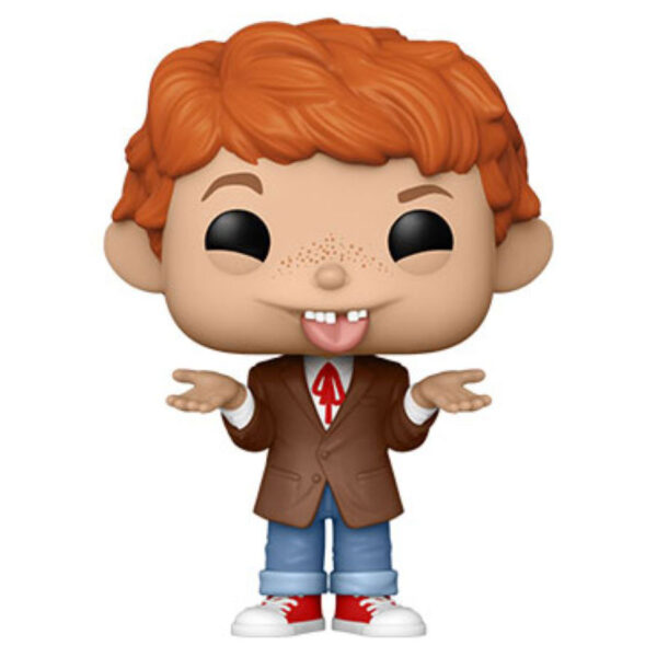 MAD - Alfred E. Neuman Pop! Vinyl Figure #29 - Chase