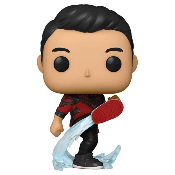 Shang-Chi and the Legend of the Ten Rings - Shang-Chi Kicking Pop! Vinyl Figure