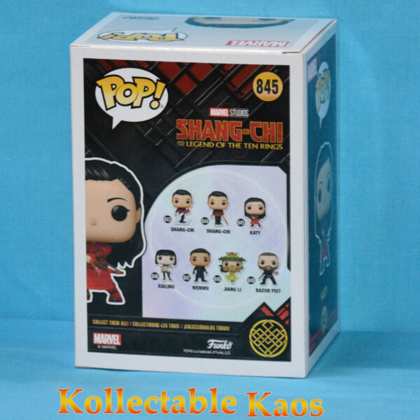 Shang-Chi and the Legend of the Ten Rings - Katy with Bow Pop! Vinyl Figure