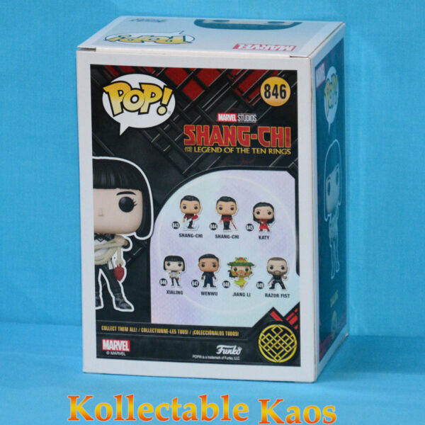 Shang-Chi and the Legend of the Ten Rings - Xialing Pop! Vinyl Figure