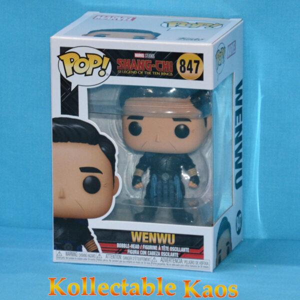 Shang-Chi and the Legend of the Ten Rings - Wenwu Pop! Vinyl Figure